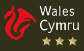 3 star Wales Tourist Board